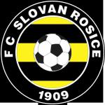 Logo FC Slovan Rosice (průhledné)