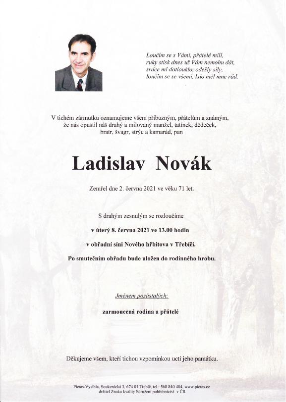 Parte - p. Novák